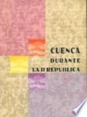 Cuenca durante la II República