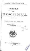Cuenta de la hacienda pública federal