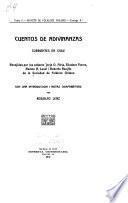 Cuentos de adivinanzas corrientes en Chile