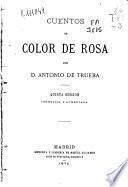 Cuentos de color de rosa