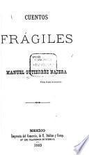 Cuentos frágiles