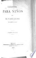 Cuentos para niños. 4. ed. La Gorriona. 6. ed. Pilatello. 7. ed