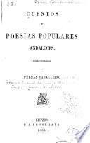 Cuentos y poesías populares andaluces