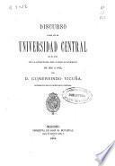 Cultivo actual de las ciencias fisíco-matemáticas en España