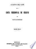 Cultivo del café en la costa meridional de Chiapas