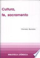 Cultura, fe, sacramento
