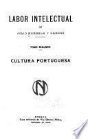 Cultura portugesa