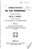 Cumplimiento de las profecías: Filosofía del magnetismo (504 p.)