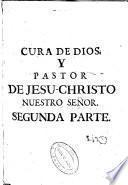 Cura de Dios y pastor de Jesu-Christo