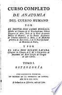 Curso Completo de Anatomía del Cuerpo Humano: Osteología, 1796, [6], LIII, [1], 384 p