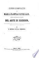 Curso completo de caligrafía general