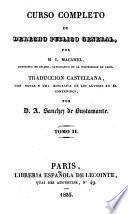Curso completo de derecho publico general