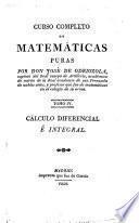 Curso completo de Matemáticas puras