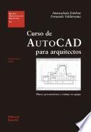 Curso de AutoCAD para arquitectos