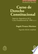 Curso de Derecho Constitucional. Tomo II