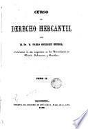 Curso de derecho mercantil, 1