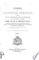 Curso de economía política