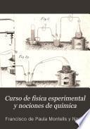 Curso de Fisica esperimental y nociones de Quimica