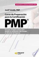 Curso de preparacion para la certificacion PMP®