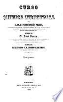 Curso de química industrial, 1