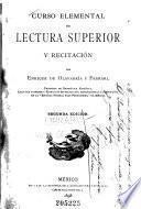Curso elemental de lectura superior y recitación