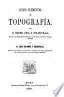 Curso elemental de topografia