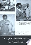 Curso práctico de cerámica artística y artesanal