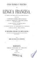 Curso teorico y practico de lengua francesca