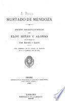 D. Diego Hurtado de Mendoza
