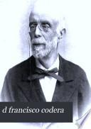 d francisco codera