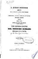 D. Justiniani Institutionum Libri IV...