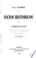 Datos Historicos