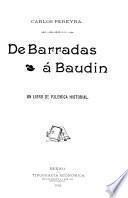 De Barradas à Baudin