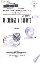 De Cartago á Sagunto