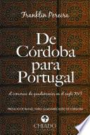 De Córdoba para Portugal