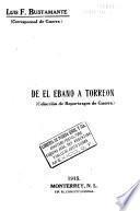 De el Ebano á Torreon