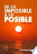 De lo imposible a lo posible