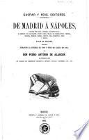 De Madrid á Nápoles