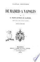 De Madrid a Napoles por D. Pedro Antonio de Alarcon