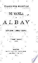 DE MANILA A ALBAY