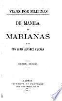 De Manila á Marianas