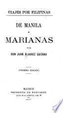 De Manila a Marianas