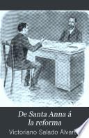 De Santa Anna á la reforma