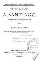 De Valparaiso a Santiago