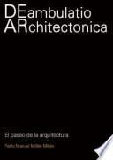 Deambulatio architectonica