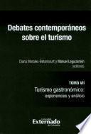 Debates contemporáneos sobre el turismo Tomo VII