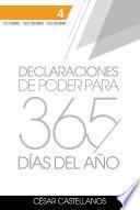 Declaraciones de Poder para 365 Días del Año