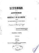 Defensa de la autoridad de los gobiernos y de los obispos contra las pretensiones de la Curia Romana