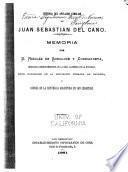 Defensa del apellido familiar de Juan Sebastian del Cano