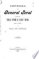 Defensa del General Toral
